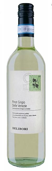 Image result for Delibori Pinot Grigio delle Venezie 2016